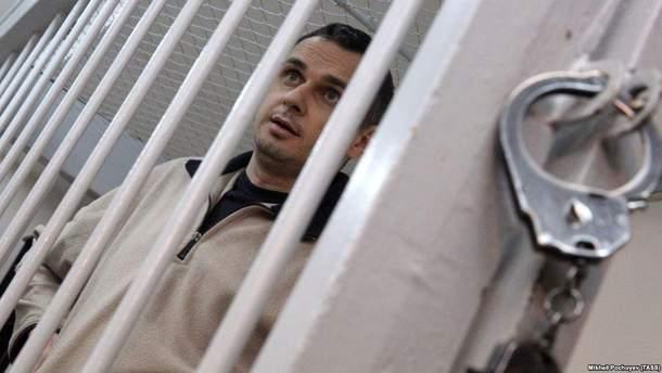 К Сенцову не пустили правозащитников из международной организации