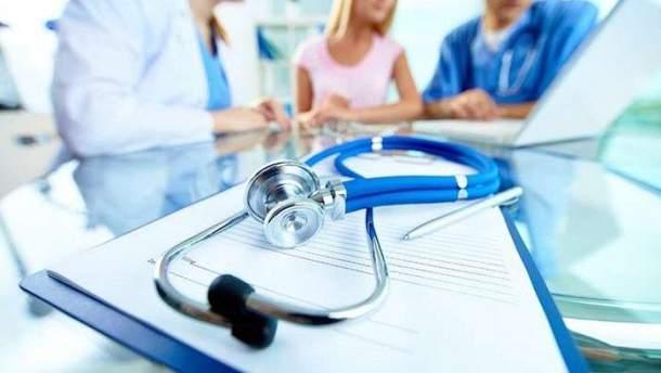 Медицинская реформа в Украине поражает результатами