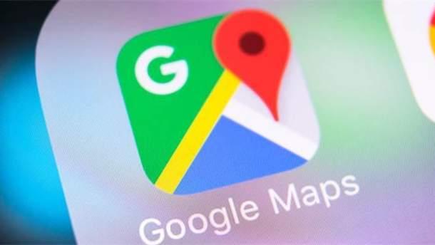 В Google Maps появилась возможность делиться местоположением и уровнем заряда батареи
