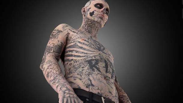 Помер Zombie Boy: у яких фільмах зіграв Рік Дженест