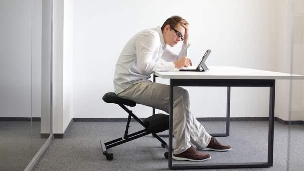 Топ-6 вредных привычек в офисе