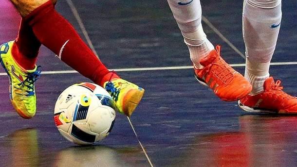 Матч за Суперкубок Украины по футзалу состоится во Львове