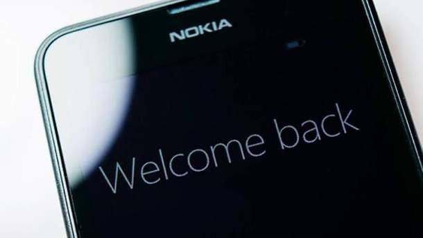 Nokia вошла в десятку лучших смартфонов на рынке