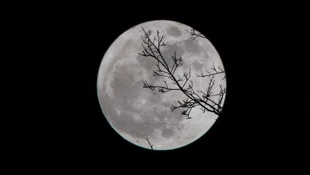 На Луну за сутки упало два метеорита