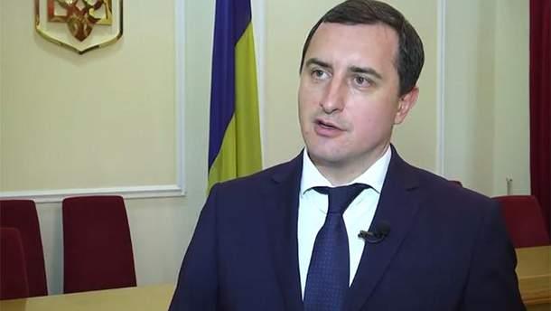Дмитро Чибісов став прокурором Полтавської області