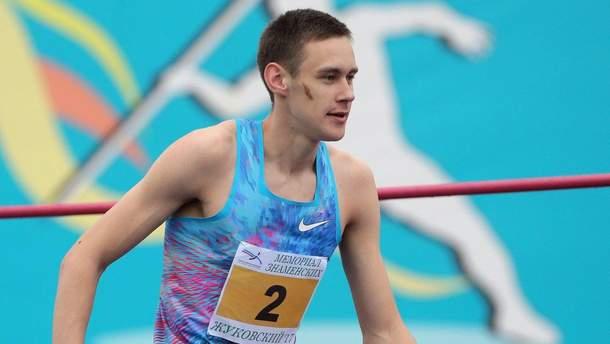 Россиянина Даниила Лысенко отстранили от соревнований