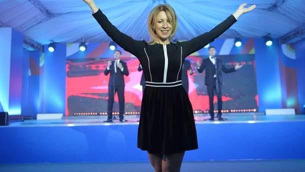 Марія Захарова насмішила мережу своїми танцями