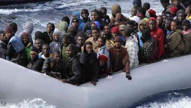 """Уряд Італії планує """"відкупитись"""" від мігрантів з Африки"""