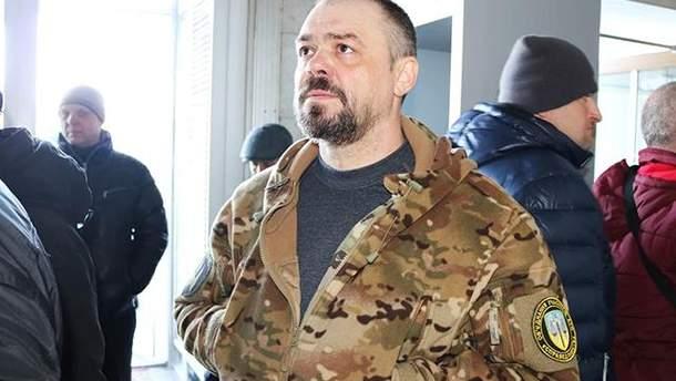 "Какая главная версия убийства активиста Олешко ""Сармата"""