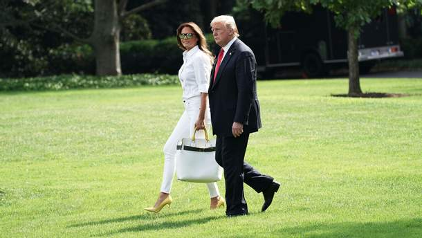 Трамп проведе прийдешню 10-денну відпустку у власному гольф-клубі у штаті Нью-Джерсі, – ЗМІ
