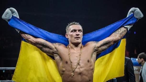 Усик прокоментував пропозицію надати йому громадянство Росії