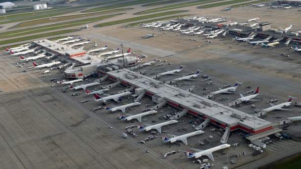 Аеропорт Атланти Хартсфілд-Джексон