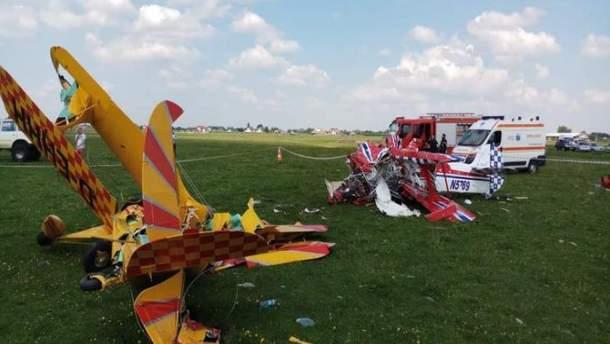 Смертельная авария в Румынии над уездом Сучава