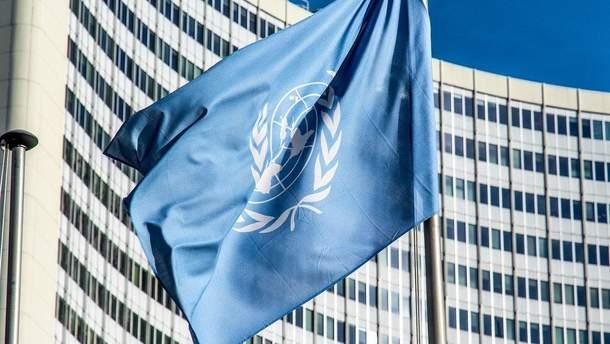 Организация Объединенных Наций в Украине осуждает ужасное нападение на общественную активистку Гандзюк