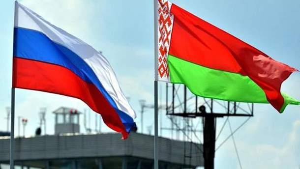 Росія планує закрити кордон з Білоруссю для іноземного транспорту