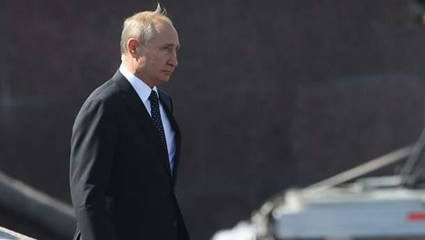 Дріб'язковий Путін ще за часів служби у розвідці проявляв  упереджене ставлення до вихідців із України, – Богдан