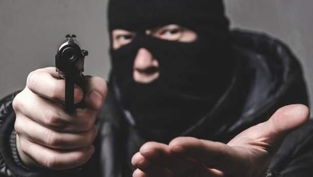 Ограбление ювелирного магазина на Харьковщине