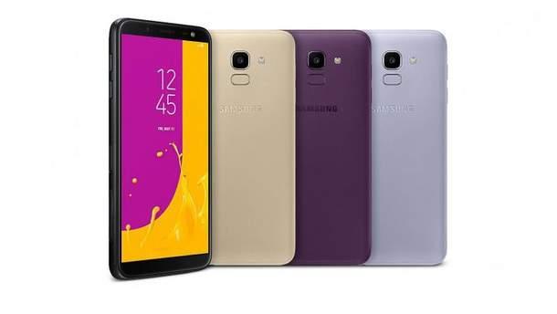 Смартфон Samsung Galaxy J8 2018