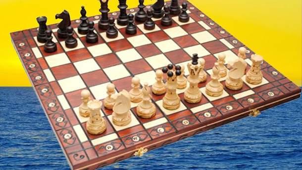 Юный украинский шахматист стал звездой Facebook