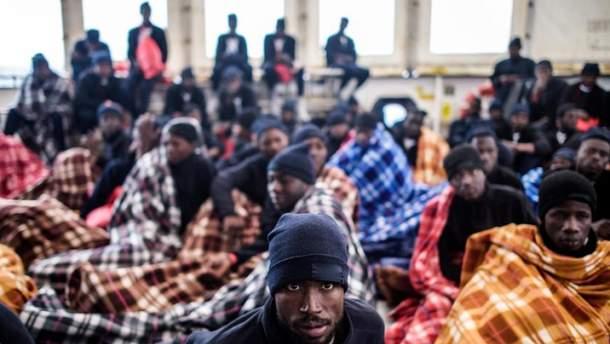 Чотири сотні людей втікали з Африки до Іспанії