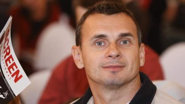 Французький письменник написав листа до Олега Сенцова