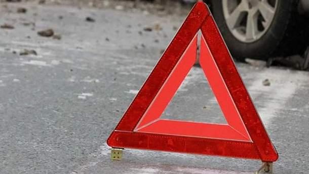 Водитель Lexus RX 350 сбил двух пешеходов в Днепре