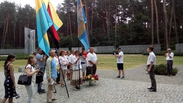 """В Україні вшановують пам'ять жертв """"Великого терору"""", організованого Сталіним"""
