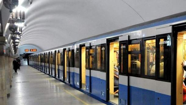 Киевский метрополитен работает в штатном режиме