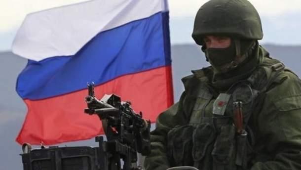 Россияне пытаются маскироваться, но их перемещения фиксируют регулярно