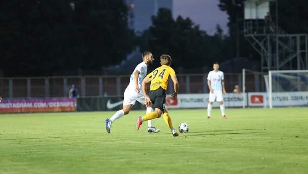 Десна – Александрия: видео голов и моментов матча