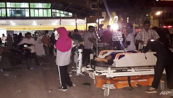 Землетрус в Індонезії: кількість загиблих зросла до 82 осіб
