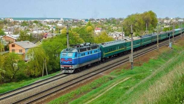 Украина готовится прекратить железнодорожное сообщение с Россией