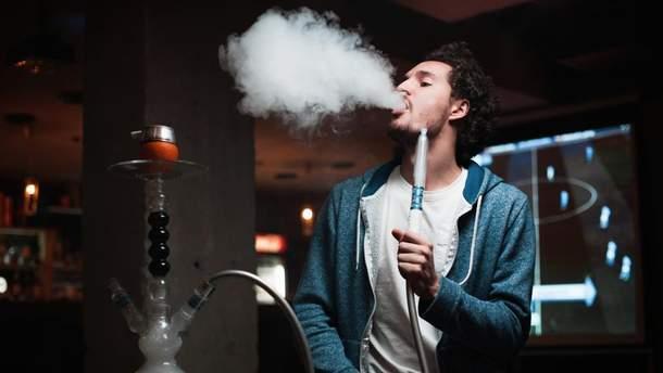 Кальян не является более безопасным, чем сигареты