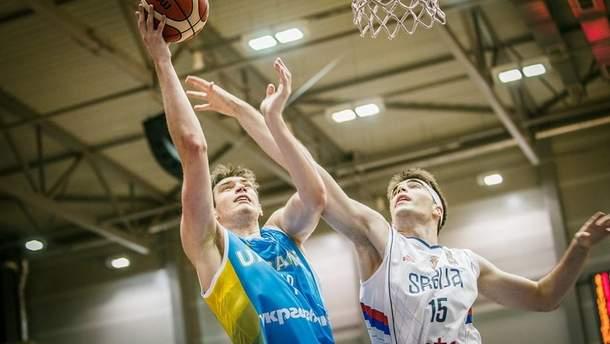 Сборная Украины U-18 по баскетболу