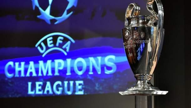 Лига Чемпионов сезона 2018/19