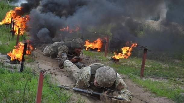 """Військові навчання """"Спека-2018"""""""