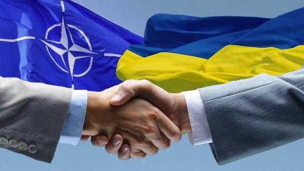 Главной целью Украины является членство в НАТО