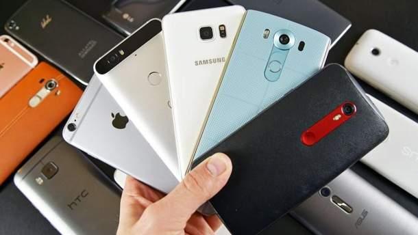 ТОП-5 самых продаваемых смартфонов за всю историю