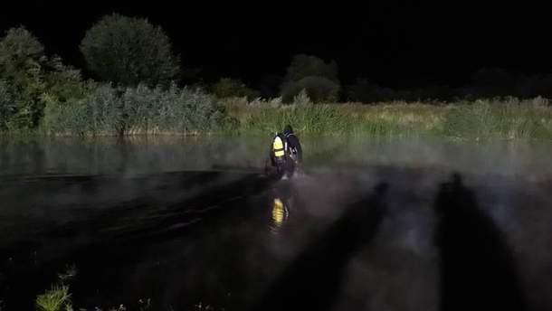 Девочки утонули в реке Горынь
