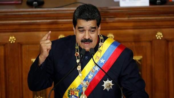 Замах на Мадуро міг бути інсценуванням