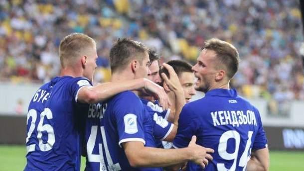 Славія – Динамо дивитися онлайн матч Ліги Чемпіонів 7 серпня