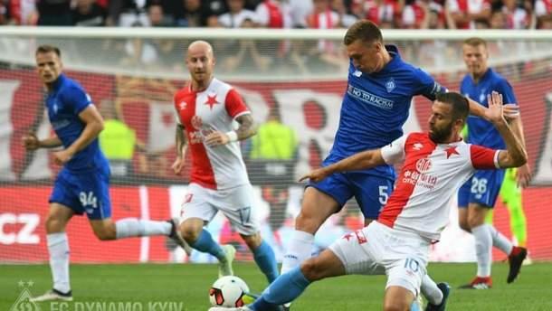 Славия – Динамо: результат матча Лиги Чемпионов 7 августа