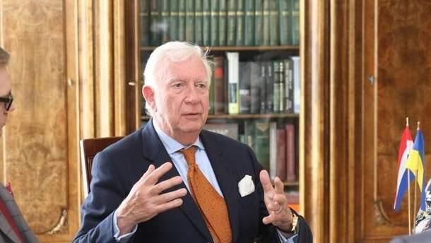 Посол Нидерландов в Украине Эдуард Хукс