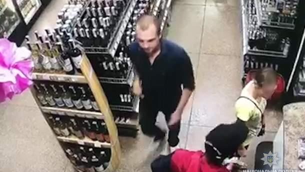 Підозрюваний у нападі на Гандзюк