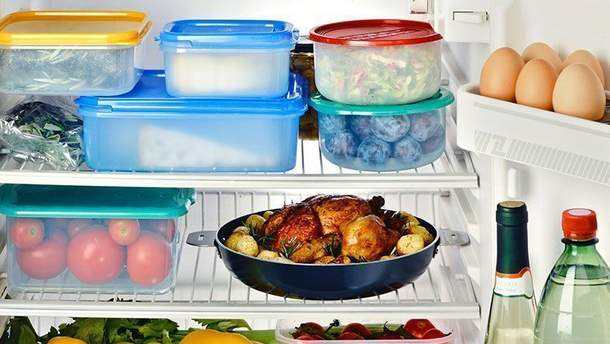 Почему нельзя хранить еду в пищевых контейнерах