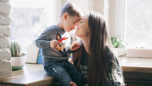 3 типи матерів