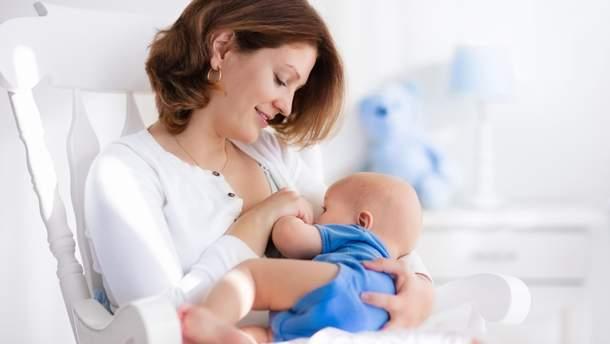 МОЗ спростувало один з міфів про грудне вигодовування
