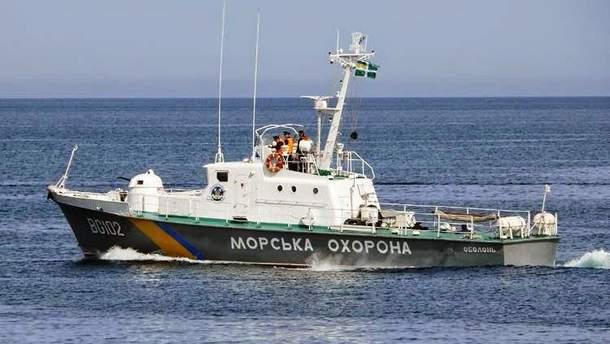 Как Украина может защитить Азовское море