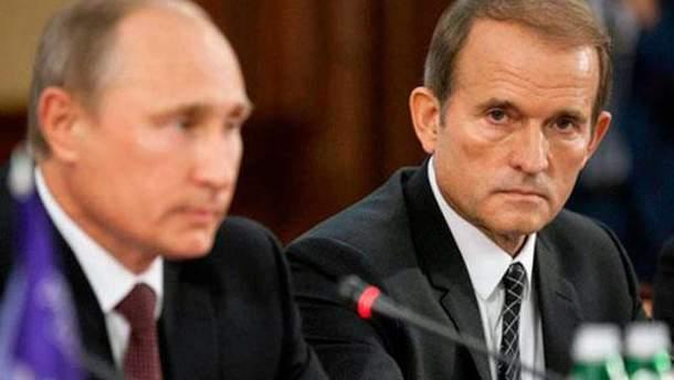 Чому кум Путіна Медведчук братиме участь у виборах до парламенту