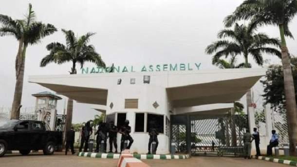 В Нигерии силовики заблокировали входы в здание парламента